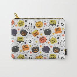 Halloween Candy Buckets Carry-All Pouch