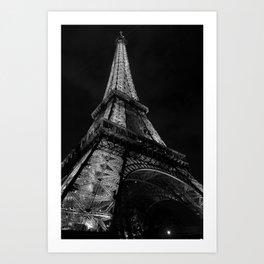 lumière Art Print