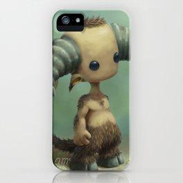 Faun Boy iPhone Case