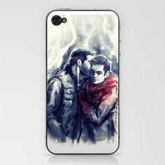 sterek III iPhone & iPod Skin