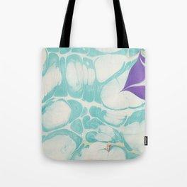 Marble 3 Tote Bag