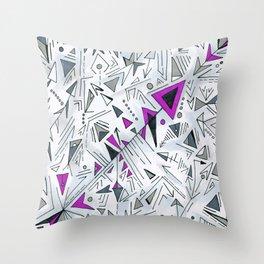 Be Bold Throw Pillow