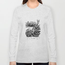 Nap time Long Sleeve T-shirt