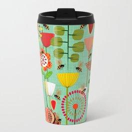WHERE THE BEES FLY Travel Mug