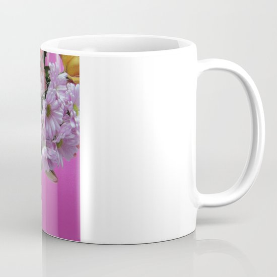 pink 'n flowers Mug