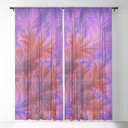 Indulgant Sheer Curtain