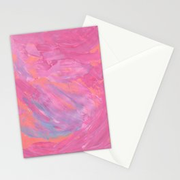 Abstract 1603 Stationery Cards