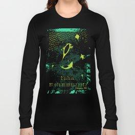 Bioluminescent Bay, Vieques, PR Long Sleeve T-shirt