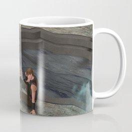 Dragon with his companion Coffee Mug