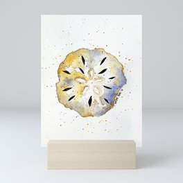Sand Dollar 2 Mini Art Print