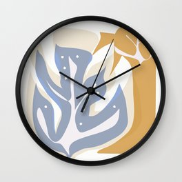 OakStrong #society6 #buyart #decor Wall Clock