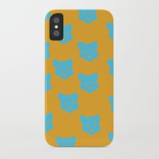 Inner Wolf iPhone X Slim Case