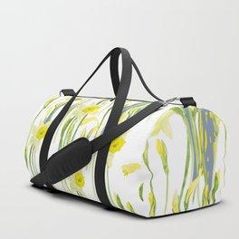 Daffodils Duffle Bag