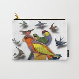 BIRDS ICE CREAM Carry-All Pouch