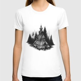 Fantoft Stave Church T-shirt