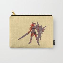 Iron Solari Leona Carry-All Pouch