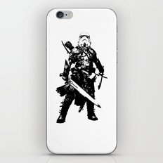 Fantasy Trooper iPhone & iPod Skin