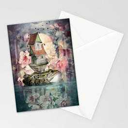 Frog's Lodge Stationery Cards