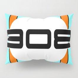 908 Racing Design Pillow Sham