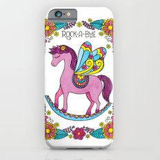 Rock-A-Bye (Pink) iPhone 6s Slim Case