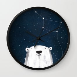 Ursa Major Wall Clock