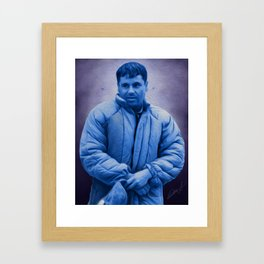 El Chapo Framed Art Print
