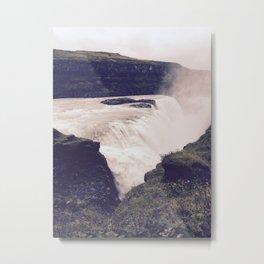 Þingvellir National Park Metal Print