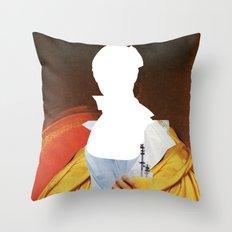 Blind Date Throw Pillow