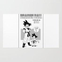 DBZ - Manga 1 Rug