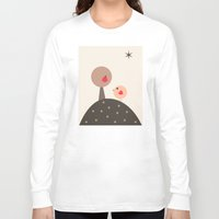 fairytale Long Sleeve T-shirts featuring Fairytale by Miracle