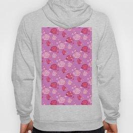 Roses pattern 3c Hoody