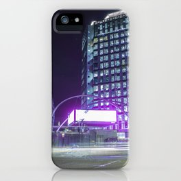 Old Street At Night iPhone Case