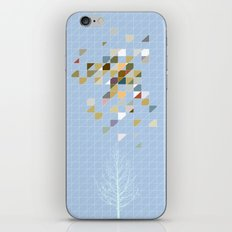 bergsradvagen iPhone & iPod Skin