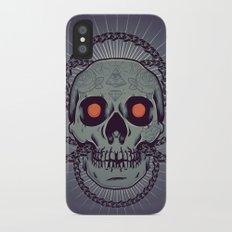 Chainbreaker II iPhone X Slim Case
