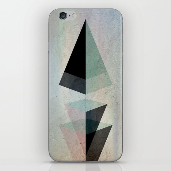 Solids Invasion iPhone & iPod Skin