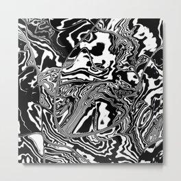 Mumbo Hypno Jumbo Metal Print