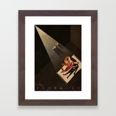 Farfalle Framed Art Print