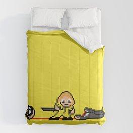 Kill Pixel Bill  Comforters