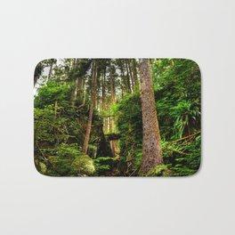 Mystical Forest Bath Mat