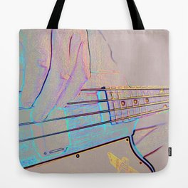 Bass-ics Tote Bag