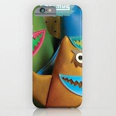 Alt. Album Cover: Green Naugahyde Slim Case iPhone 6s