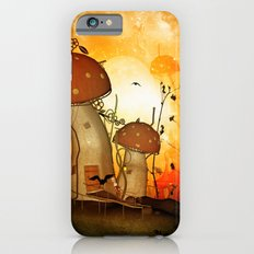 The fairy house in the night iPhone 6s Slim Case