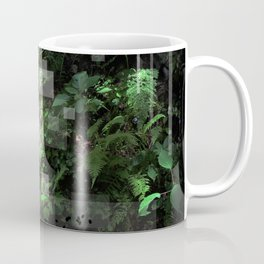 Smoky Mountain Jungle Coffee Mug