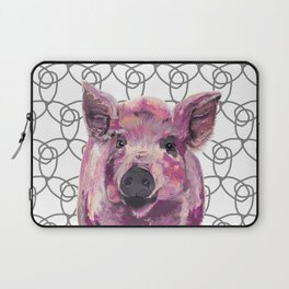 Precious Pig Laptop Sleeve