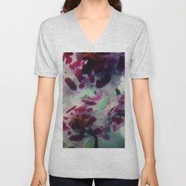 Flowers 1 | Fleurs Unisex V-Neck