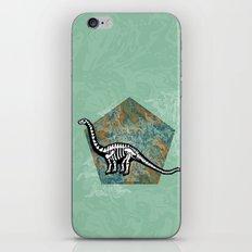 Brachiosaurus Fossil iPhone & iPod Skin
