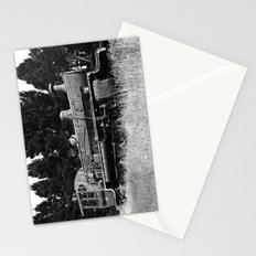 End of the line. Stationery Cards