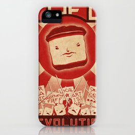 Tofu Revolution iPhone Case