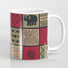 African Ethnic Textile 7 Coffee Mug