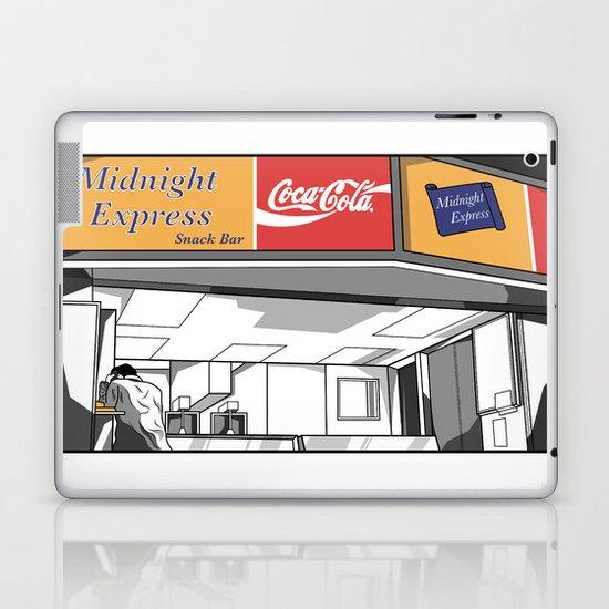 Midnight Express Laptop & iPad Skin